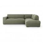 Bi-Stretchhusse für Stühle mit Rückenlehne Boston - Zweier Set